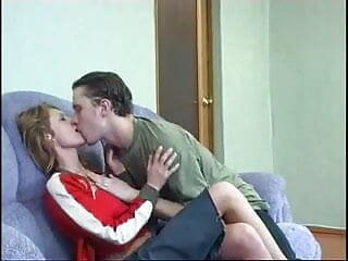 Russian Mom & Guy Anal S88
